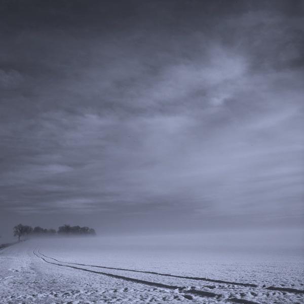 Snow in Stagsden by DannyLenihan