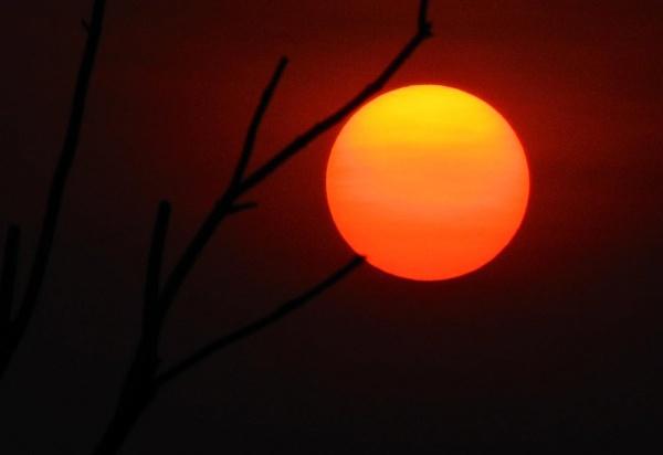 Sunset by Saibal