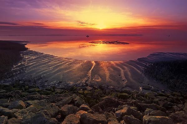 Sundown by chazcherry