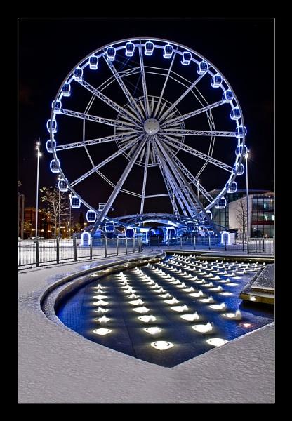 Wheel of Steel2 by kenraw