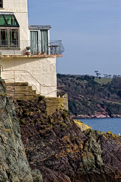 Balcony by manindevon