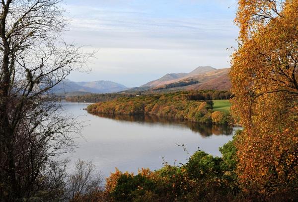 Loch Lomond 1 by RonnieAG