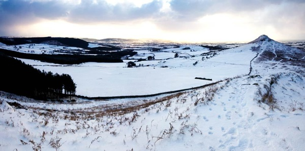 Roseberry Panoramic by IanBurton