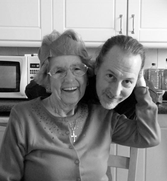 Nan and Richard by LilyWren