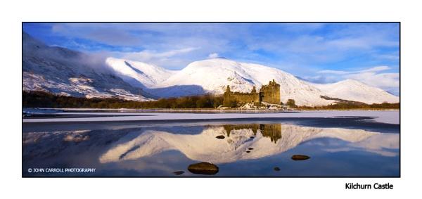 Kilchurn Castle, Loch Awe. by johnc1711
