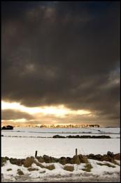 Aberdeenshire Snow