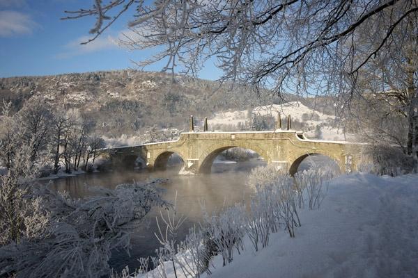 Bridge at Aberfeldy by Mikebr
