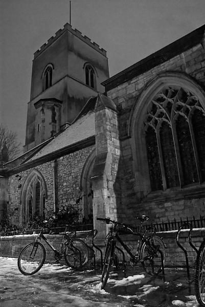 St Edward King & Martyr Church, Cambridge by Lynnk