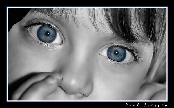 Little Blue eyes by ducatirider