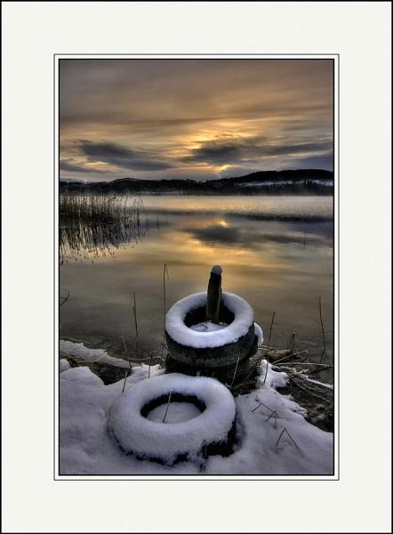 Tyred of Loch Ard by JCRAWFORD