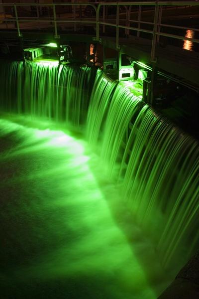 Canal Lock by Biz79