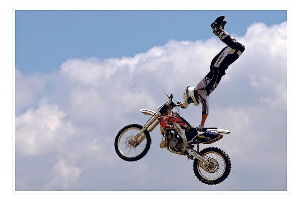 Stunt Rider by Phil_Bird