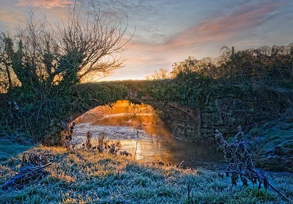 Dawn frost by manindevon
