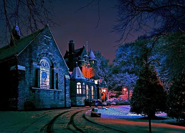 Pollokshields Burgh Hall by RonnieAG