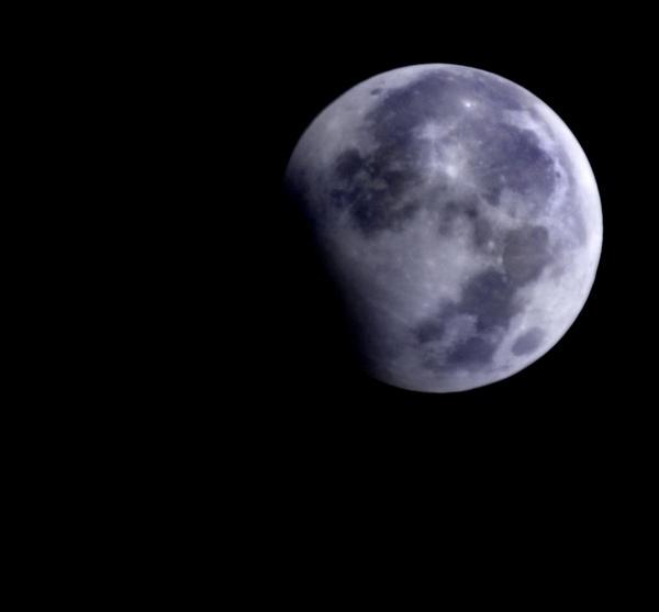 ~Lunar Eclipse~ by Surajit