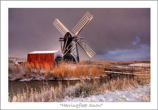 Herringfleet Snow by Gaz_H
