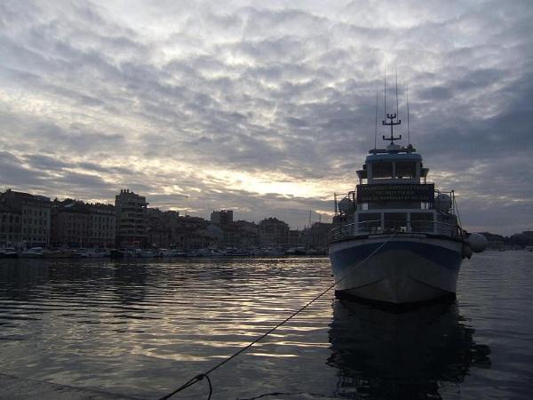Atmospheric Boat by moglen