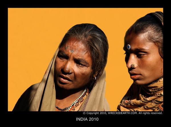 INDIA 2010 by Birte