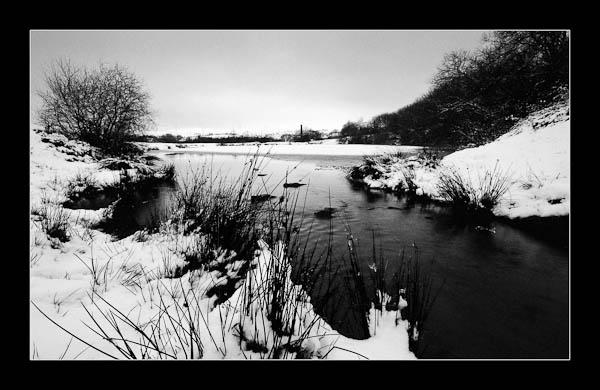 The Dam by jeni