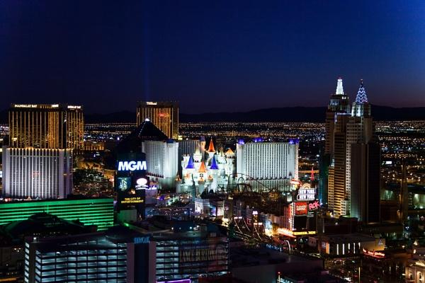 Vegas by PeteBrown