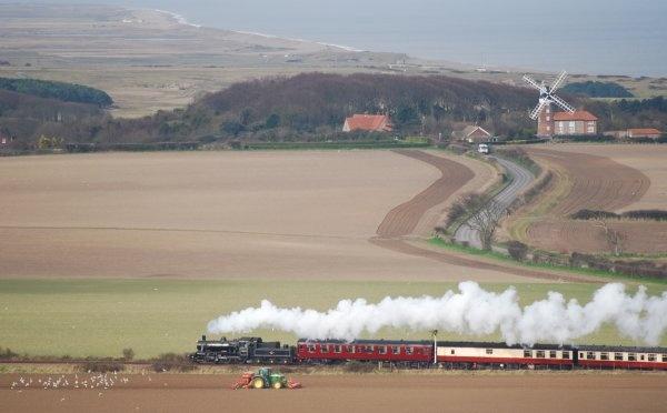 North Norfolk Railway by brownbear