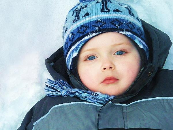 Fun in the snow! by SandraDee2