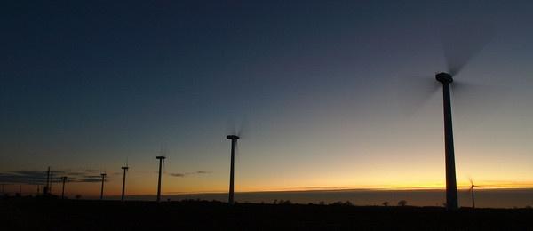 wind farming by ianrobinson