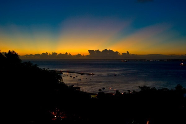 Tropic sunset by rnomis
