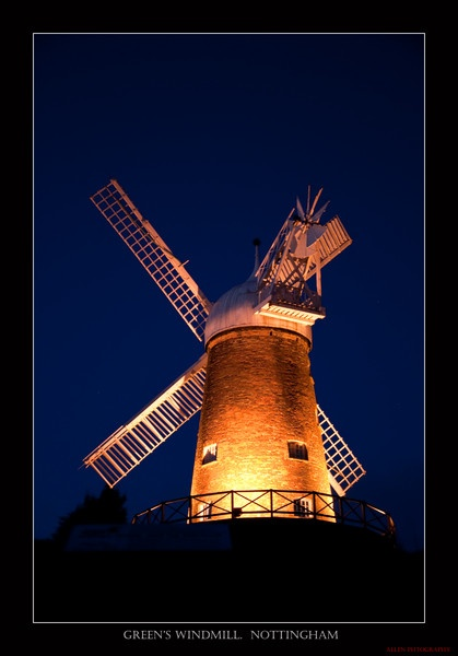 greens windmill by responce