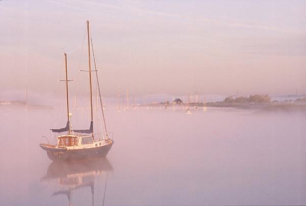 Eison in the mist. by Amanita05