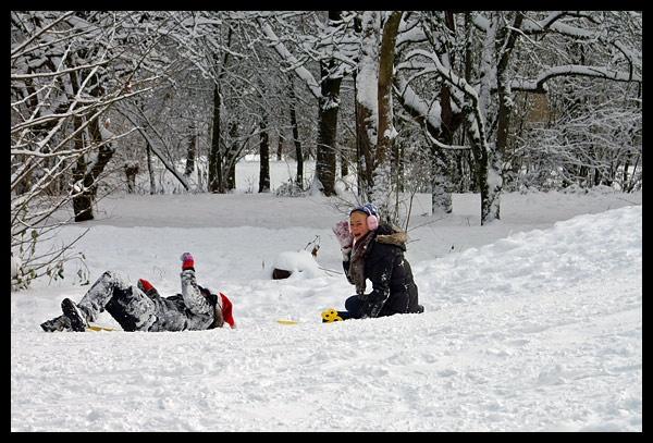 Winter Scenes 3 by itinerario