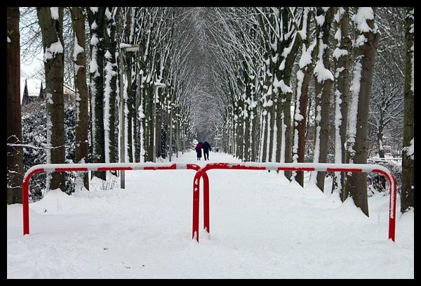 Winter Scenes 4 by itinerario