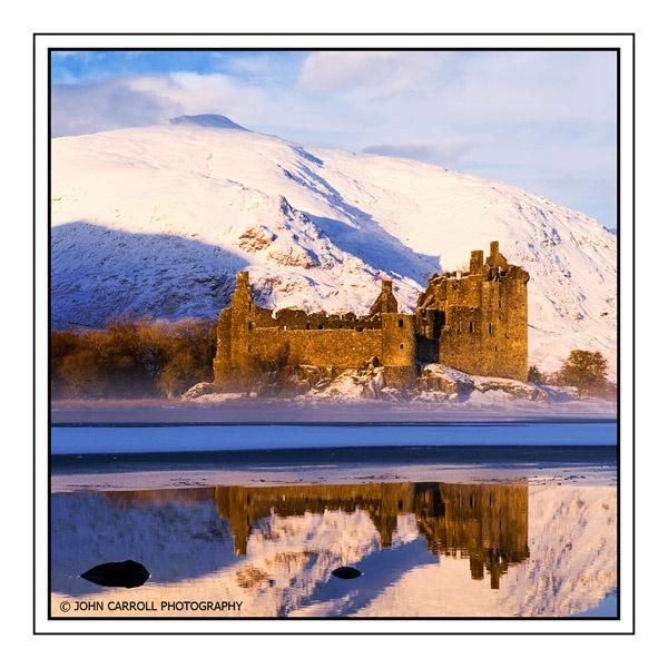 Kilchurn Castle, Loch Awe (2). by johnc1711