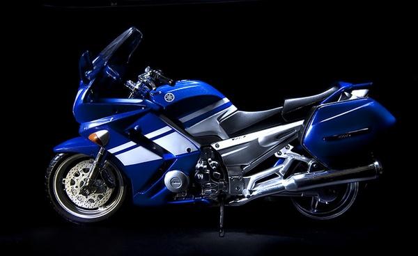 Yamaha FJR1300 by fletchphoto