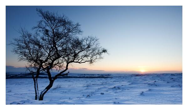 Sunrise at Rock Basin by ian.daisley