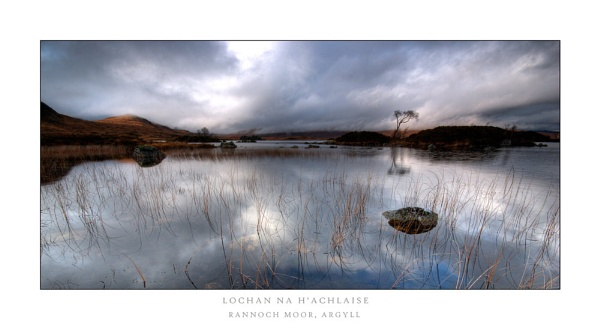lochan na h\'achlaise..... by Gary_Macleod