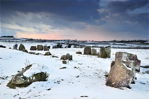 Ballynoe Stone Circle by mcsimeyb