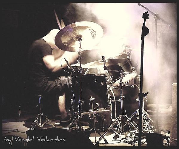 Drummer by Gothic