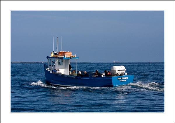 Pleasure Boat by casson