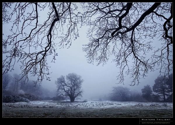 Winters Twilight by garymcparland
