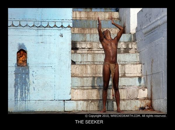 THE SEEKER by Birte