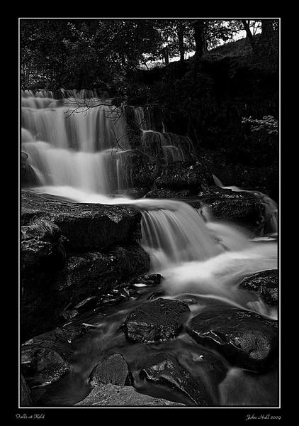 Falls at Keld by cocky936