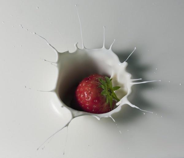 Strawberry Drop by pmaccyd