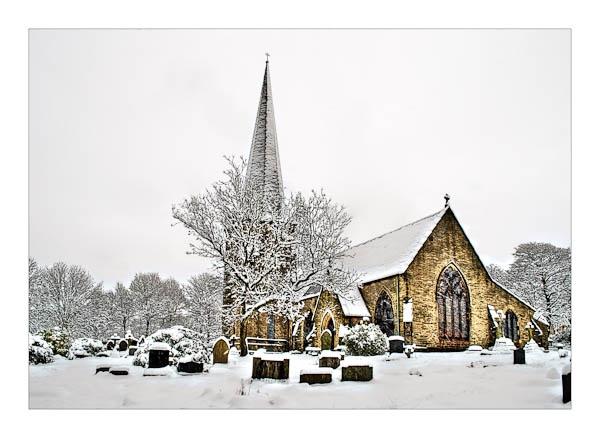 St. James\' Church, Millbrook by jeni