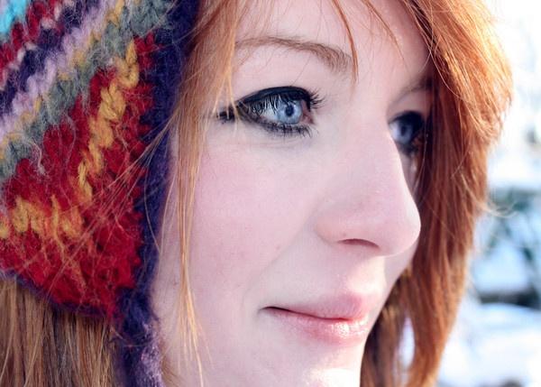 Miss Blue Eyes by RRRhea