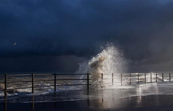Storm light 2 and 3 by Mynett