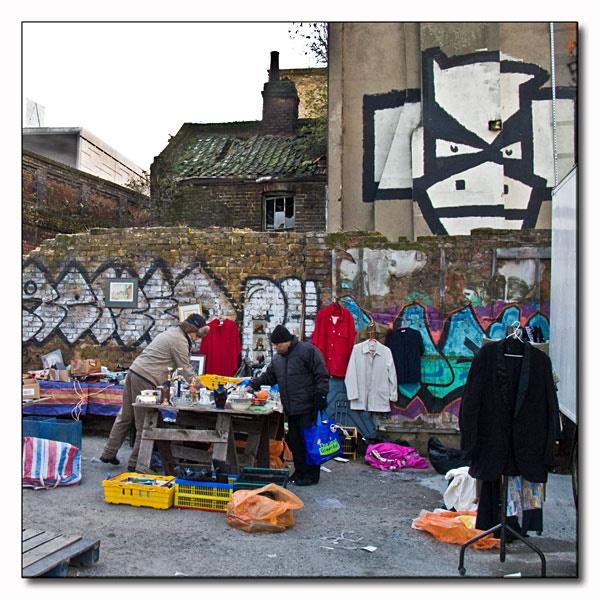 A walk around Brick Lane by SlowSong