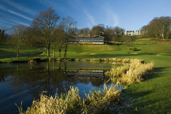 Deeside Golf Club by Biz79