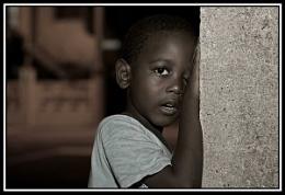 Haitian Kid