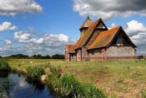 St Thomas Beckett church by nikonhammer